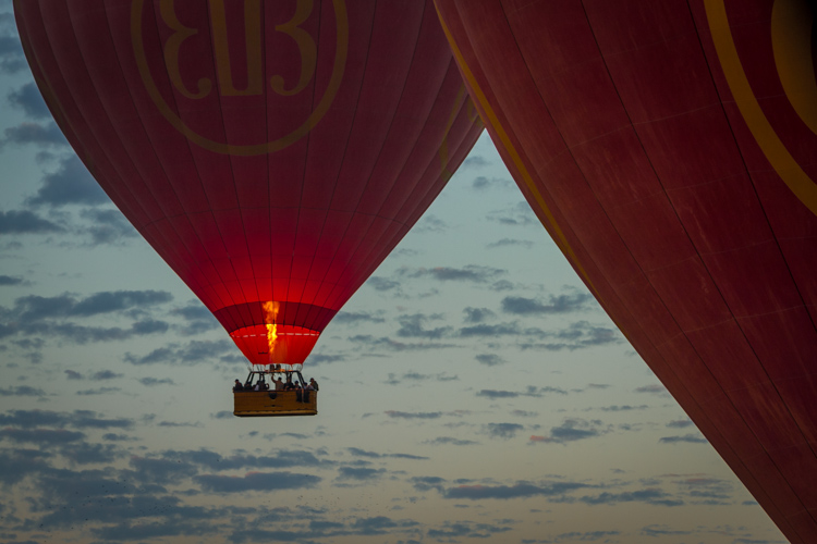 5 Tips For Doing Photography From A Hot Air Balloon Or Biplane