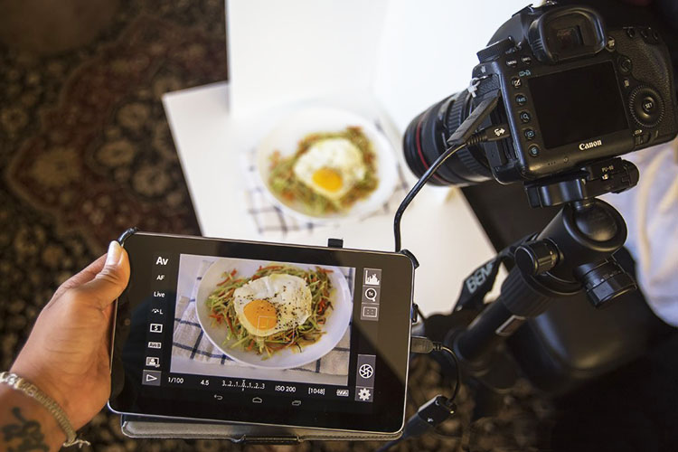 Professional Food Photography Tips