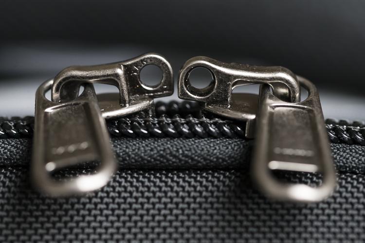 Lockable Zipper