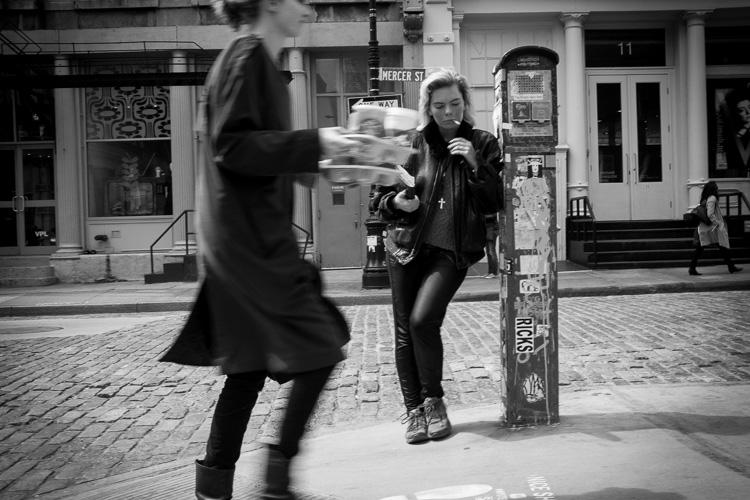 Youth, SoHo, NYC.