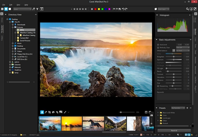 Enter To Win One Of 10 Copies Of Corel S Aftershot Pro 3