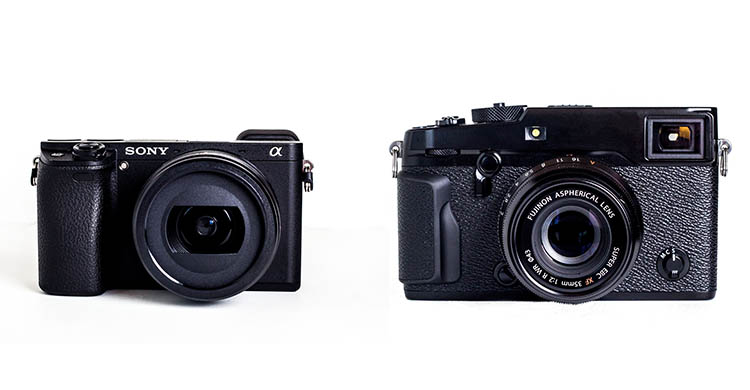 Fujifilm X-Pro2 versus Sony a6300 6