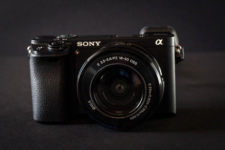 Sony a6300 Mirrorless Camera