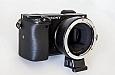 ony Canon Lens Converter