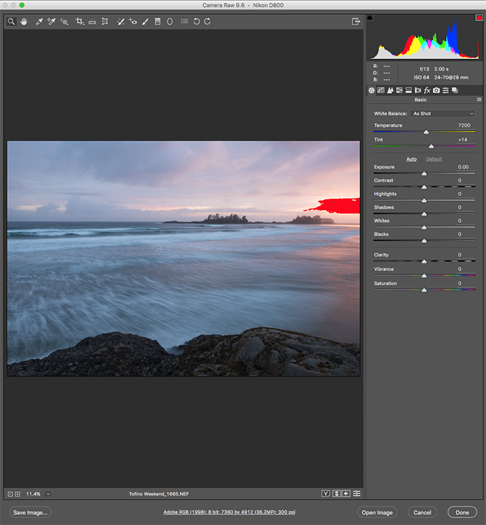 How to Use Adobe Camera Raw and Photoshop to Make Your Landscape Images Pop 1