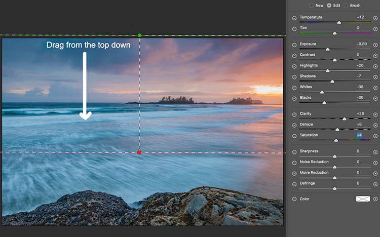How to Use Adobe Camera Raw and Photoshop to Make Your Landscape Images Pop 6