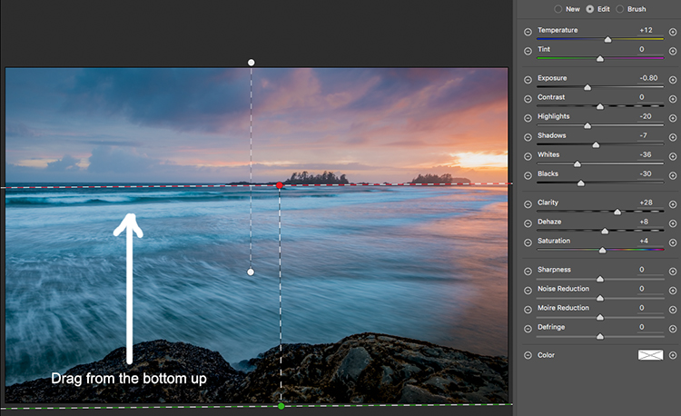 How to Use Adobe Camera Raw and Photoshop to Make Your Landscape Images Pop 7