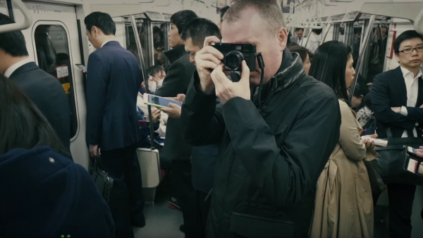 Street Photography in Tokyo with Dave Powell