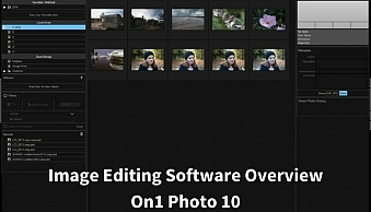 Image Editing Software Overview - On1 Photo 10