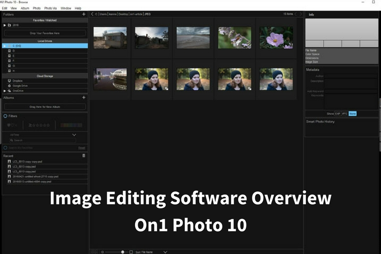 Image Editing Software Overview On1 Photo 10