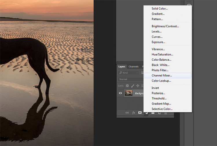 black-and-white-conversions-in-photoshop-channelmixer-layer