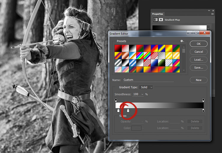 black-and-white-conversions-in-photoshop-gradientmap-newslider