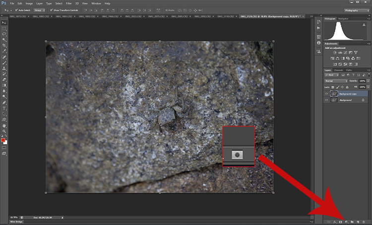 Non-Destructive Editing in Photoshop