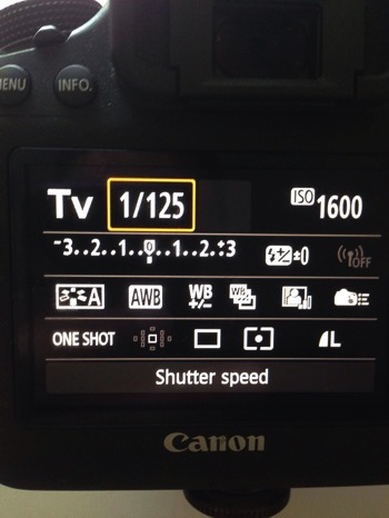 how to use manual mode on dslr