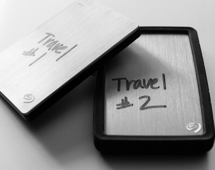 Travel Hard Drives Image D