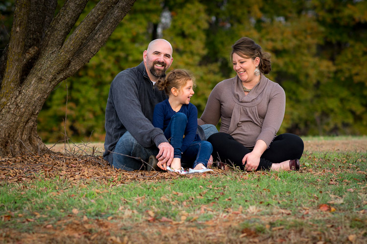 tips for getting tack sharp photos - family photo