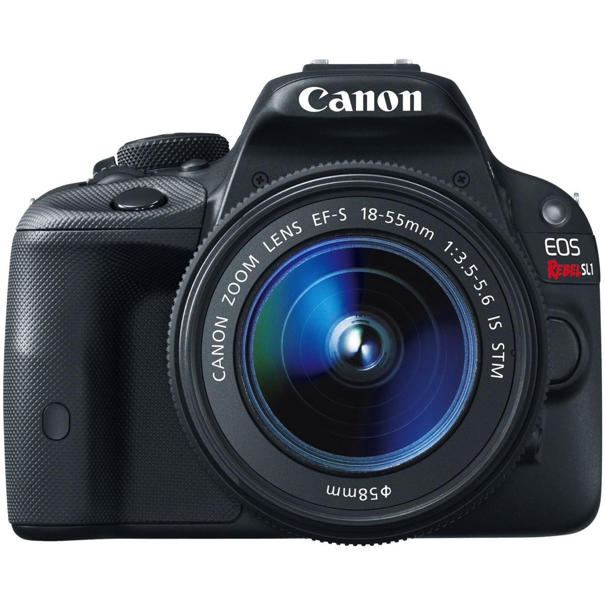 Canon SL1 DSLR