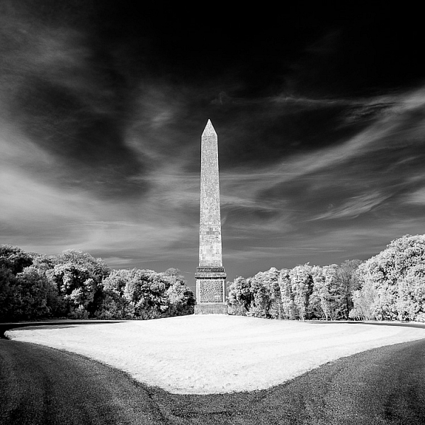 How to Convert a Camera to Infrared for Black and White Landscape Photography 4