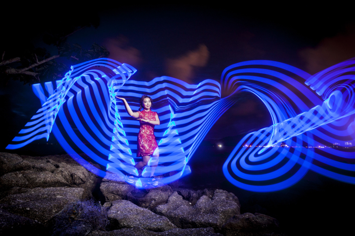 How To Create Magic In Your Photos With The Pixelstick