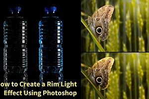 How to Create a Rim Light Effect Using Photoshop