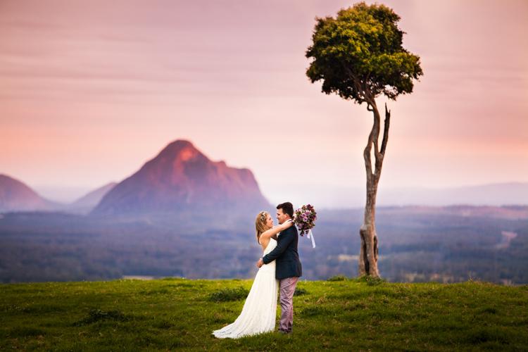 Wedding Shoot - Magazine cover