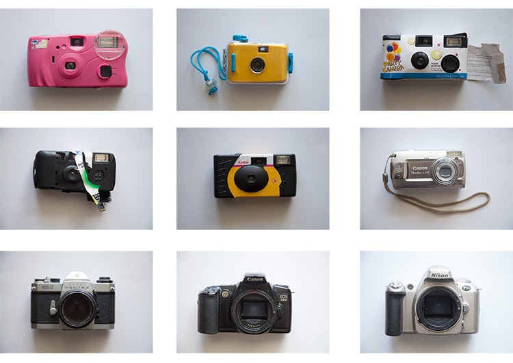 How To Create A Mini Photographic Typology