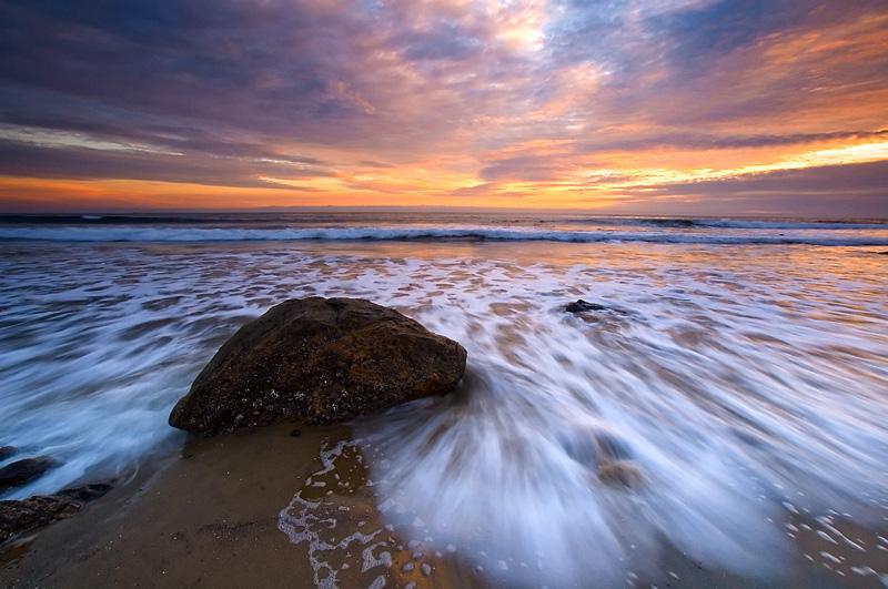 motion blur sea - photo #34