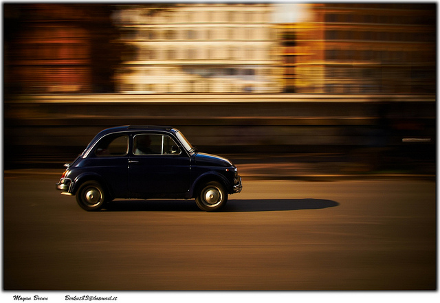 35 Moving Images Of Speeding Cars