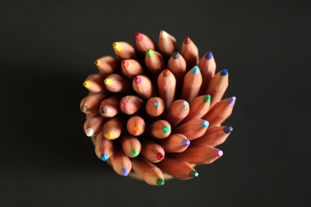 Photo Hacks With Everyday Objects Using >> 30 Fantastic Photos of Pencils