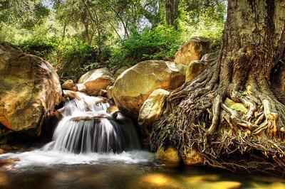 Waterfall Digital Photography